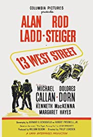 13 West Street Poster