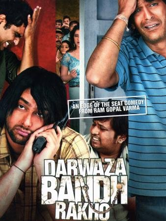 Darwaza Bandh Rakho (2006) Hindi 300MB HDRip 480p Download