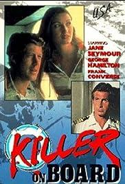 Killer on Board Poster