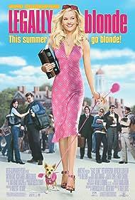 Reese Witherspoon, Selma Blair, Luke Wilson, Matthew Davis, and Meredith Scott Lynn in Legally Blonde (2001)