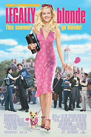 Legally Blonde Poster Image