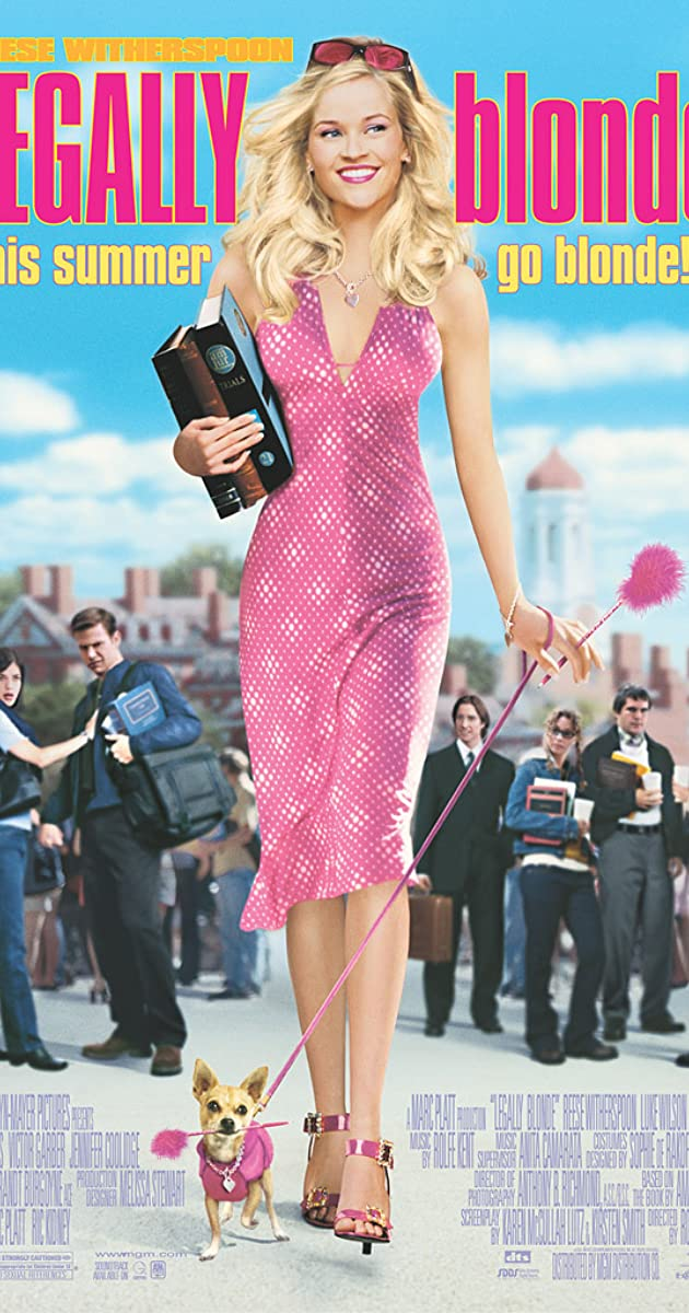 Watch Full HD Movie Legally Blonde (2001)