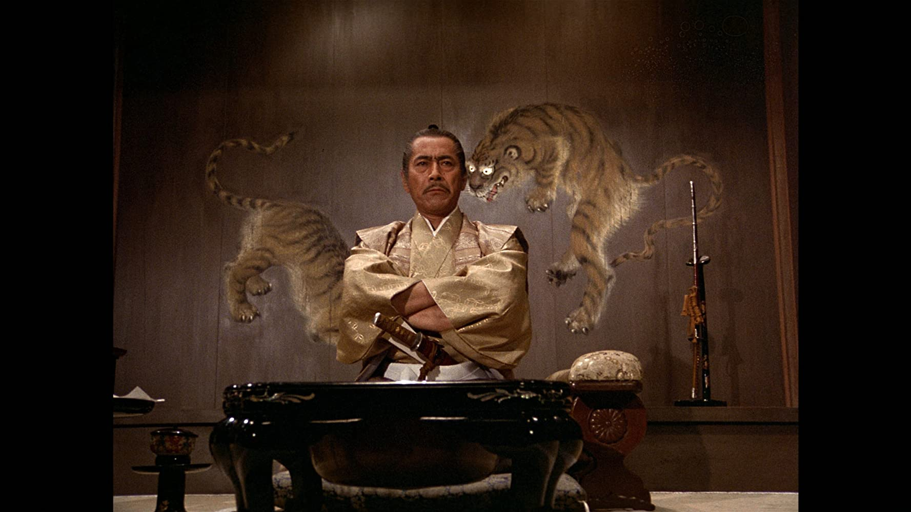 Toshir Mifune in Shogun 1980
