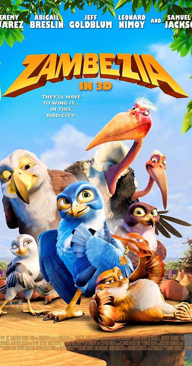 Adventures in Zambezia (2012) - IMDb