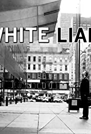 White Liars Poster