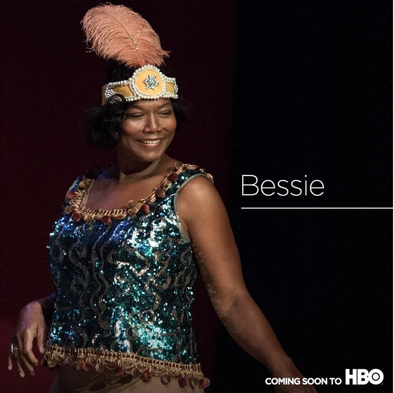 Queen Latifah in Bessie (2015)
