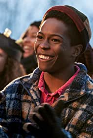 Dante Brown in New Year's Eve (2020)