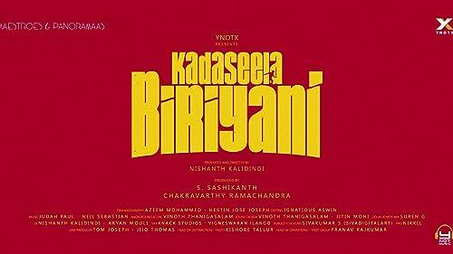 Kadaseela Biriyani Teaser