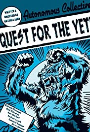 Quest for the Yeti Poster