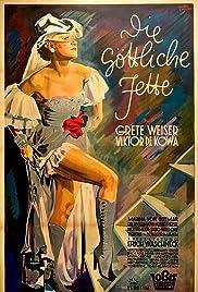 The Divine Jetta Poster