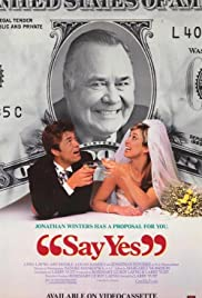 Say Yes (1986) starring Ian Anderson on DVD on DVD