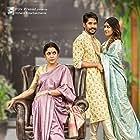 Ramya Krishnan, Naga Chaitanya Akkineni, and Anu Emmanuel in Sailaja Reddy Alludu (2018)