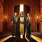 Ben Kingsley, Sibylla Deen, and Avan Jogia in Tut (2015)