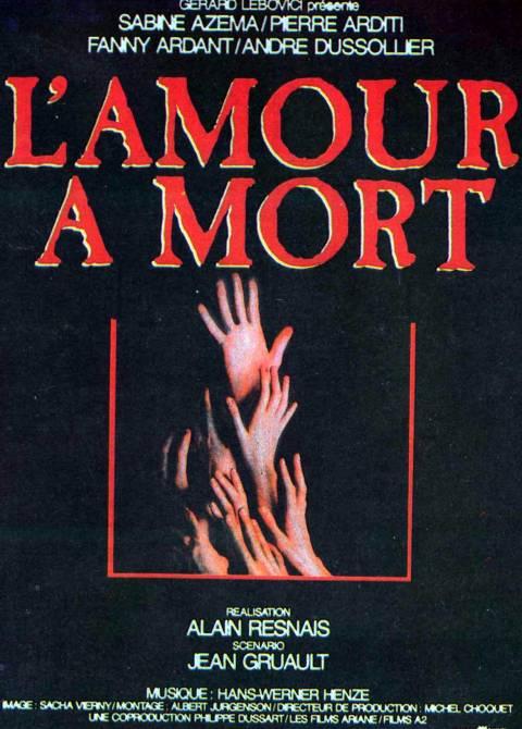 L'amour à mort (1984)