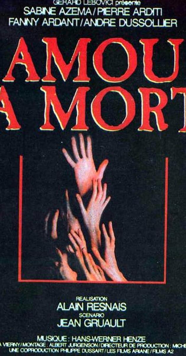 L Amour A Mort 1984 Imdb