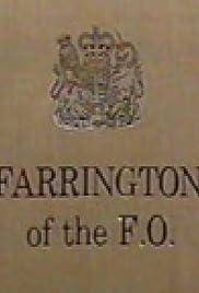 Farrington of the F.O. Poster