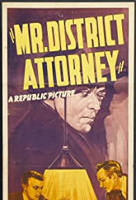 Primary photo for Mr. District Attorney