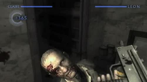 Resident Evil: The Darkside Chronicles: Clip 1