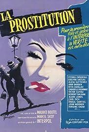 Prostitution Poster