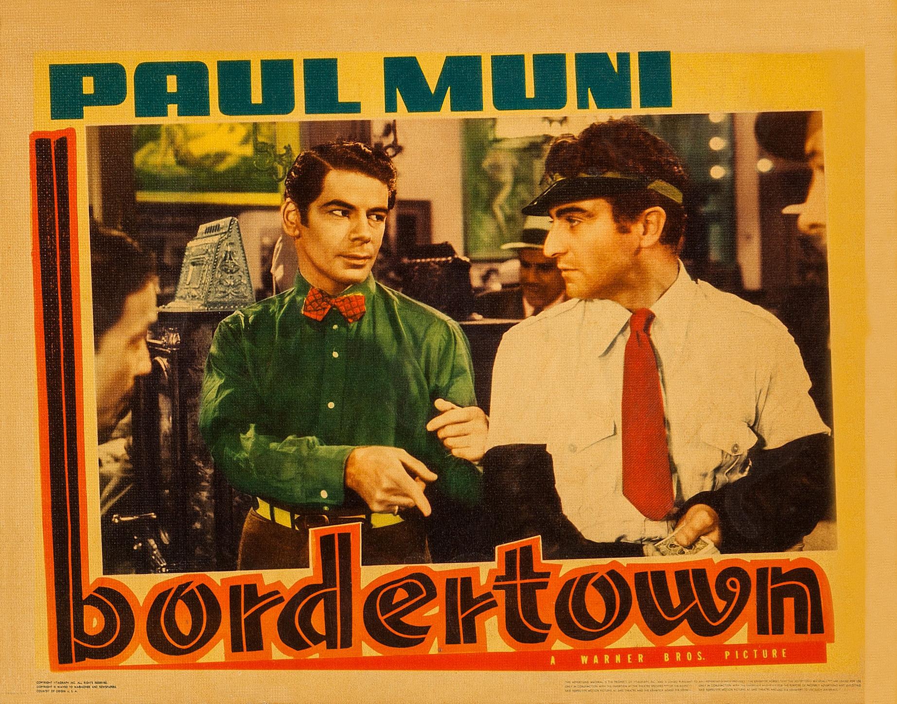 Bordertown 1935 Photo Gallery Imdb