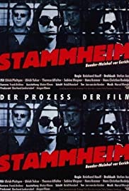 Stammheim - Die Baader-Meinhof-Gruppe vor Gericht (1986) Poster - Movie Forum, Cast, Reviews