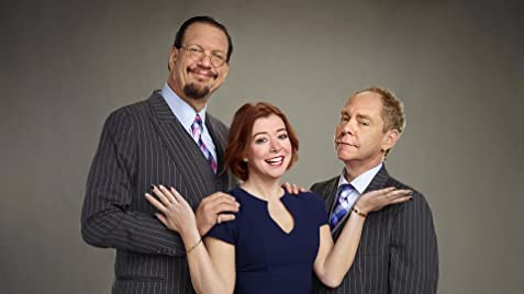 Penn And Teller Fool Us Stream