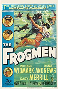 Downloadable hd movie trailers The Frogmen [mpg]