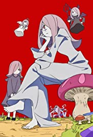 Sleeping Sucy Poster