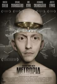 Metropia (2009) Poster - Movie Forum, Cast, Reviews