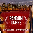 Elise Neal and Wood Harris in Ransum Games (2021)