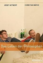 Das Leben der Philosophen Poster