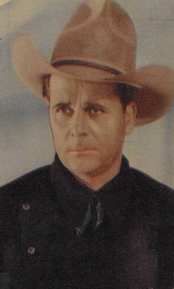Edmund Cobb in Racketeer Round-up (1934)