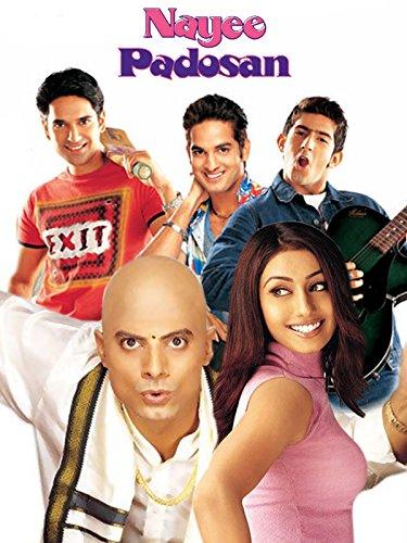 Nayee Padosan 2003 Hindi 720p HEVC HDRip x265 AAC ESubs Full Bollywood Movie [650MB]