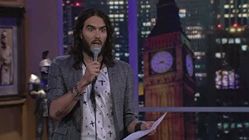 Brandx With Russell Brand: Rosie In London