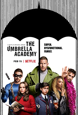The Umbrella Academy S1