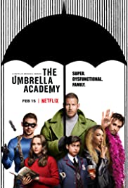 Download Netflix: The Umbrella Academy (Season 1) Dual Audio [ Hindi 5.1 – English ] Complete HDRip 720p