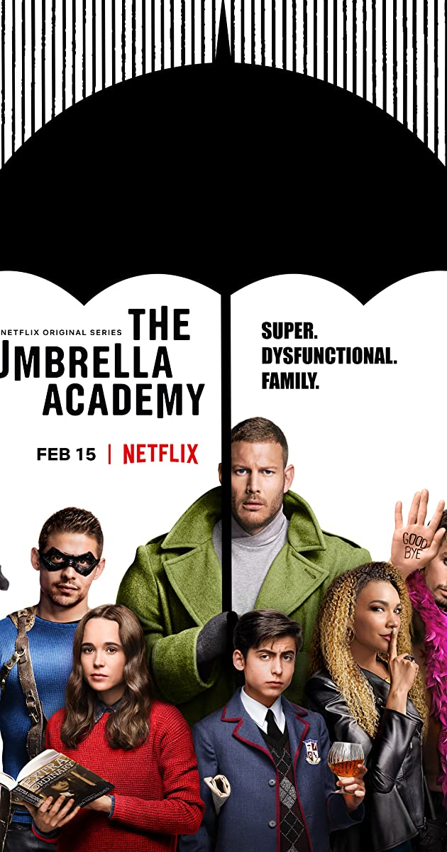 umbrella academy imdb