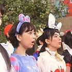 Kyôko Yoshine, Aoi Morikawa, Minori Hagiwara, and Miyu Yoshimoto in Omotesandô Kôkô Gasshôbu! (2015)