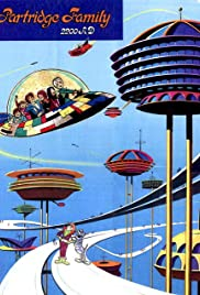 Partridge Family 2200 AD Poster