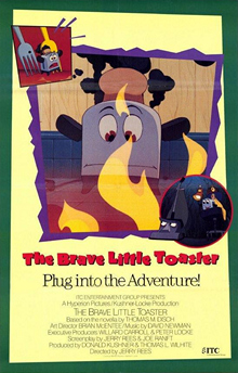 Permalink to Movie The Brave Little Toaster (1987)