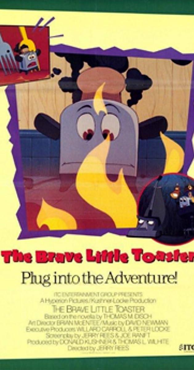 The Brave Little Toaster (1987) - IMDb