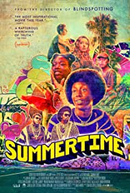Tyris Winter and Marquesha Babers in Summertime (2020)