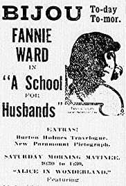 A School for Husbands Poster