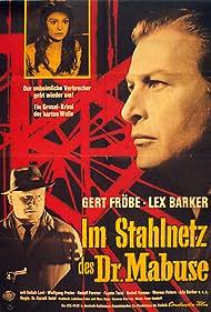 Im Stahlnetz des Dr. Mabuse Poster - Movie Forum, Cast, Reviews