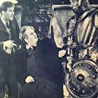 Will Hay, Claude Hulbert, and Elliott Mason in The Ghost of St. Michael's (1941)