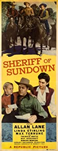 Sheriff of Sundown by