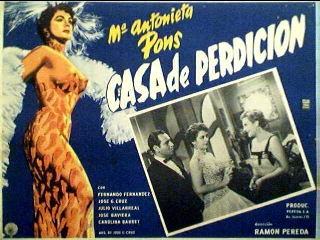 Casa de perdición (1956)