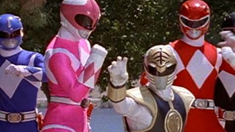 Mighty Morphin Power Rangers (TV Series 1993–1999) - IMDb