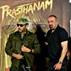 Jackie Shroff at an event for Prassthanam (2019)