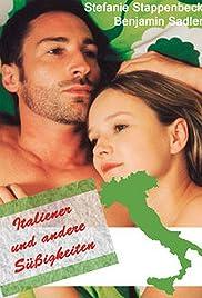 Italiener und andere Süßigkeiten Poster